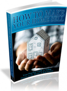 Ebook cover: How To Make Your Home Sell