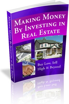 Ebook cover: Making Money by Investing in Real Estate