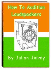 Ebook cover: How To Audition Loudspeakers