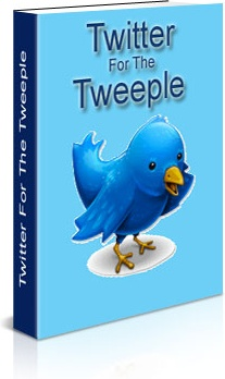 Ebook cover: Twitter For The Tweeple