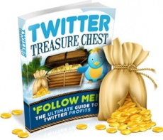 Ebook cover: Twitter Treasure Chest