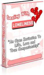 Ebook cover: Dealing With Loneliness