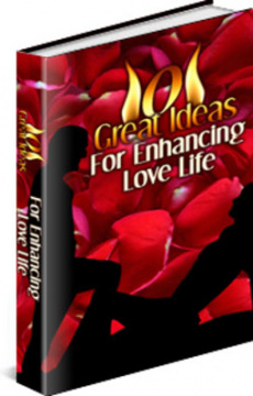 Ebook cover: HOT TIPS FOR REVIVING A COLD LOVE LIFE