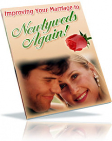 Ebook cover: Bring Your Marriage Back to Newlywed Again