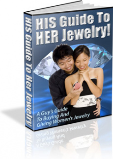 Ebook cover: HIS Guide To HER Jewelry