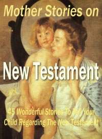 Ebook cover: Mother Stories from the New Testament