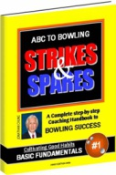 Ebook cover: ABC To Bowling Strikes & Spares
