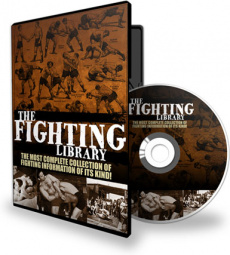 Ebook cover: The Fighting Library