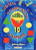 Ebook cover: Mental Computation Strategies Addition to 10