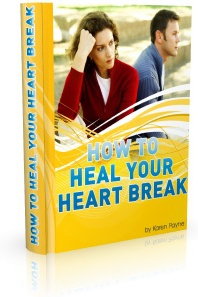 Ebook cover: How To Heal Your Heart Break