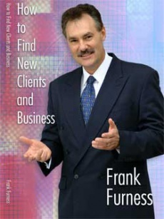 Ebook cover: How to Find New Clients and Business