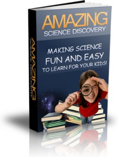 Ebook cover: The Amazing Science Discovery Series
