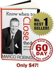 Ebook cover: Know When To Close The Deal And Suddenly Grow Rich