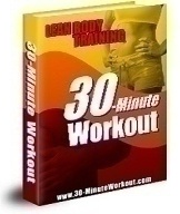 Ebook cover: The 30-Minute Workout
