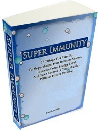 Ebook cover: Super Immunity