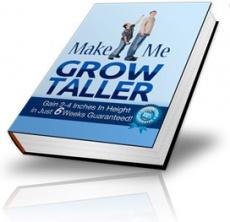 Ebook cover: Make Me Grow Taller