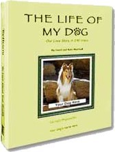 Ebook cover: The Life of My Dog