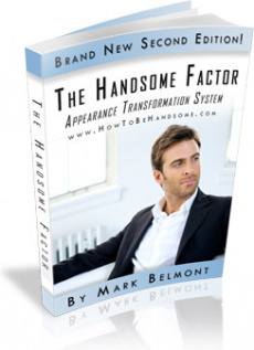 Ebook cover: The Handsome Factor Appearance Transformation System