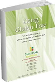 Ebook cover: How to Go Gluten Free Without Losing Your Mind