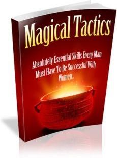 Ebook cover: Magical Tactics