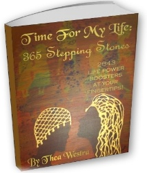 Ebook cover: Time For My Life