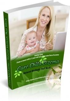 Ebook cover: Cure Child Eczema