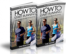 Ebook cover: How To Start Running
