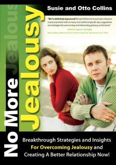 Ebook cover: No More Jealousy