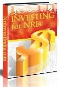 Ebook cover: Investing for NRIs