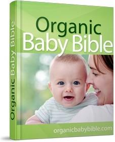 Ebook cover: Organic Baby Bible