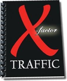 Ebook cover: X-Factor Traffic