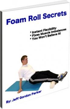 Ebook cover: Foam Roll Secrets