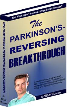 Ebook cover: The Parkinsons-Reversing Breakthrough