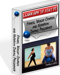 Ebook cover: Fitness, Weight Control, and Nutrition During Pregnancy