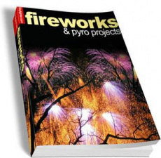 Ebook cover: Fireworks & Pyro Projects