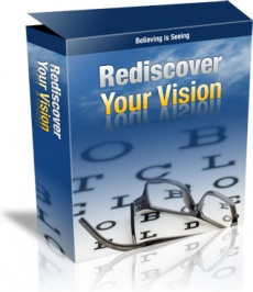 Ebook cover: Rediscover Your Vision