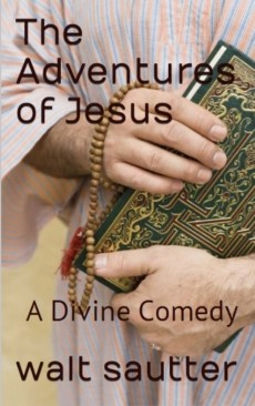Ebook cover: The Adventures of Jesus