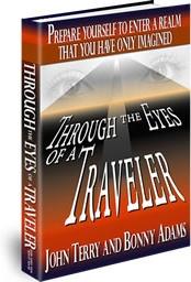 Ebook cover: Through the Eyes of a Traveler