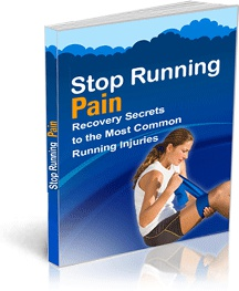 Ebook cover: Stop Running Pain