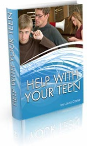 Ebook cover: Help With Your Teen