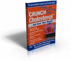 Ebook cover: Natural, Safe Secrets for High Cholesterol