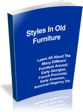 Ebook cover: How To Know Styles of Furniture