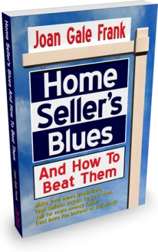 Ebook cover: Home Sellers Blues