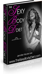 Ebook cover: The Sexy Body Diet