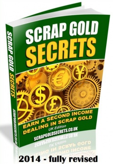 Ebook cover: Scrap Gold Secrets