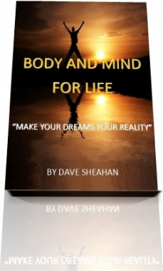 Ebook cover: My Body and Mind For Life - Make Your Dreams Your Reality