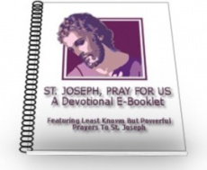 Ebook cover: Least Known But Powerful Prayers to St. Joseph