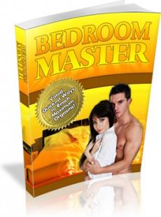 Ebook cover: Bedroom Master