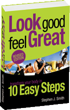 Ebook cover: Look Good Feel Great