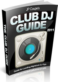 Ebook cover: Club DJ Guide